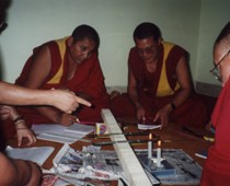 Science Workshop (Sera Monastery 2000)