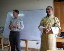 10-Day Workshop in Bhutan (2016)
