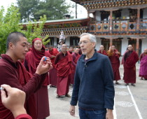 Science Leadership in Bumthang, Bhutan (2017)