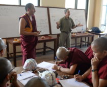 5-Day Workshop Kopan Nunnery (2018)