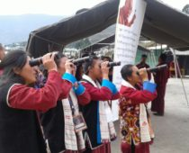 General Parade Ground, Tawang